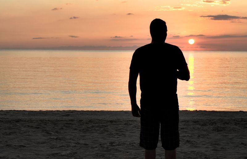 Blake sunset