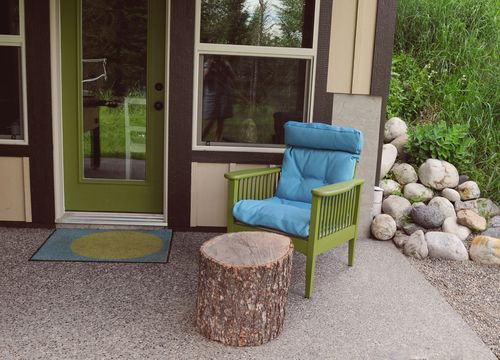 Green chair project