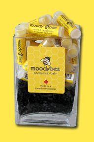 Moody bee