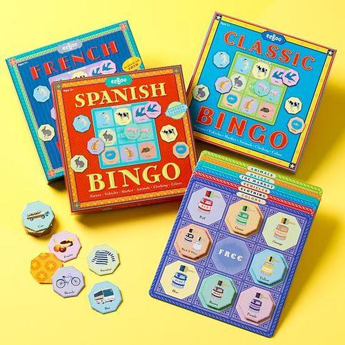 Multi-lingo-bingo