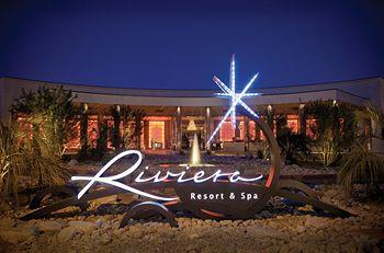 Riviera sign