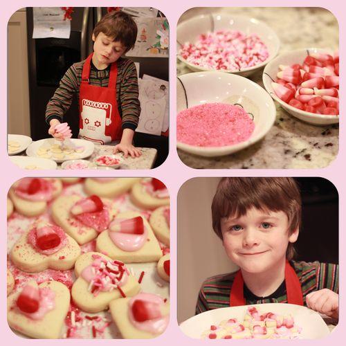Heart baker
