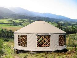Snicks yurt
