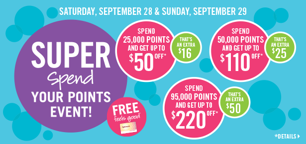 Points event