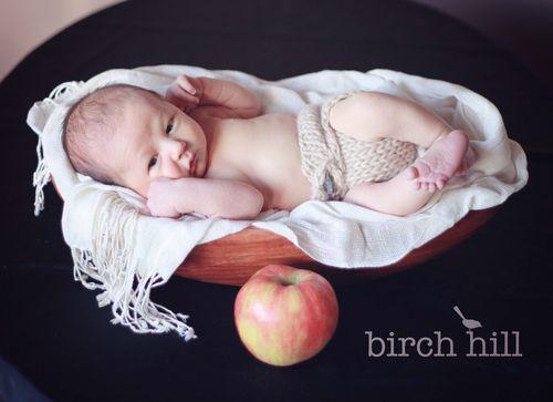 Apple baby wm