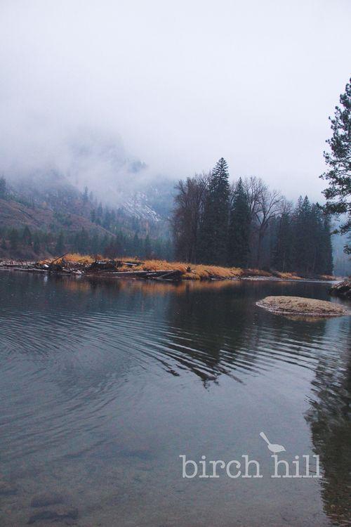 River shot watermark