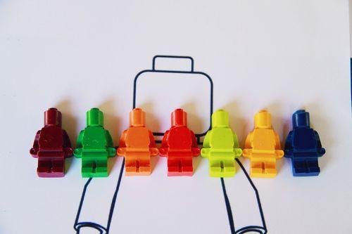 Lego crays