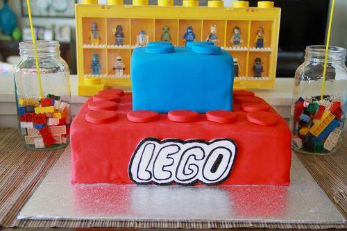 Lego cake final
