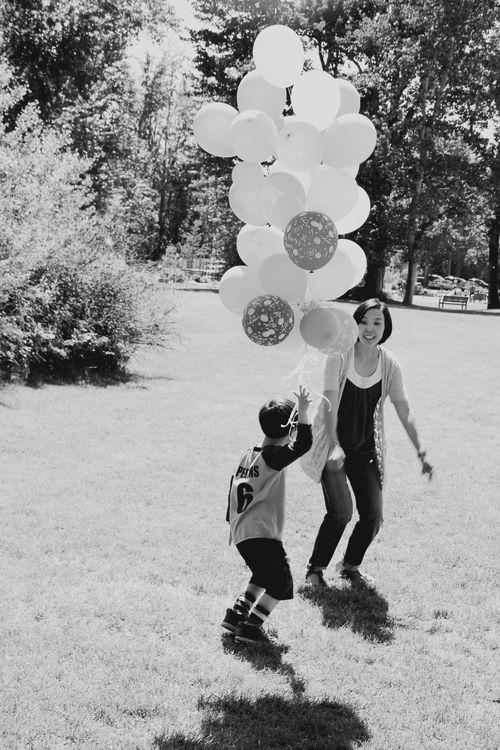 Balloon bye