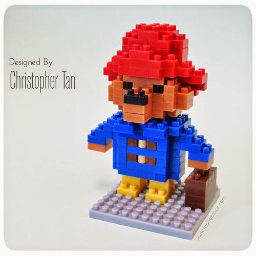Lego pad