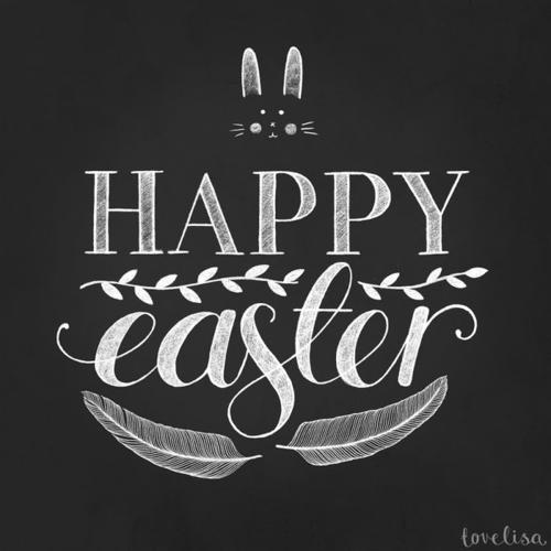 Easter mssg
